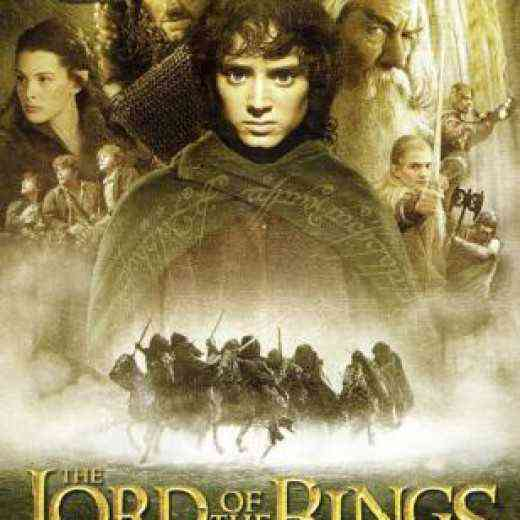 Музыка из фильма Властелин колец: Братство кольца (The Lord of the Rings: The Fellowship of the Ring)