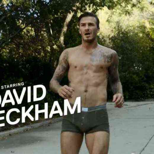 Музыка из рекламы H&M - Covered or Uncovered (Голый или одетый) (David Beckham)