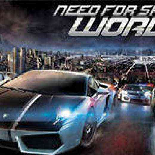 Музыка из игры Need for Speed World