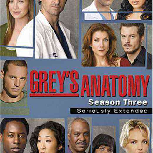 Музыка из сериала Анатомия страсти (Grey's Anatomy)-3 сезон