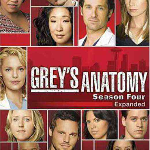 Музыка из сериала Анатомия страсти (Grey's Anatomy)-4 сезон