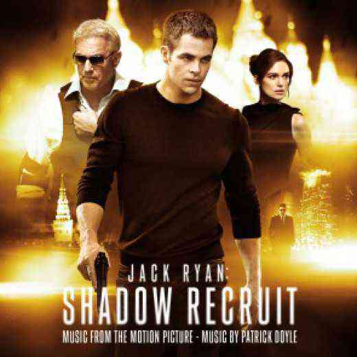 Музыка из фильма Джек Райан: Теория хаоса (Jack Ryan: Shadow Recruit)