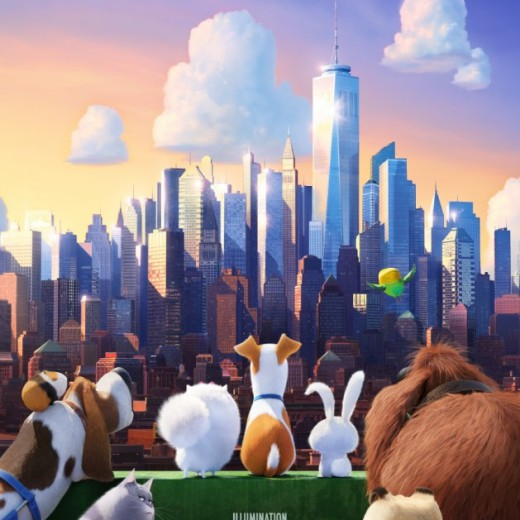 Музыка из мультфильма Тайная жизнь домашних животных (The Secret Life of Pets)